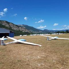 Verortung via Georeferenzierung der Kamera: Aufgenommen in der Nähe von Département Hautes-Alpes, Frankreich in 0 Meter