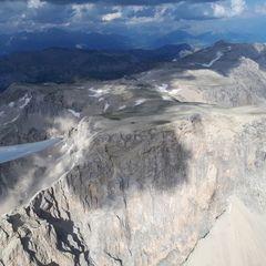 Verortung via Georeferenzierung der Kamera: Aufgenommen in der Nähe von Département Hautes-Alpes, Frankreich in 3000 Meter