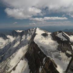 Verortung via Georeferenzierung der Kamera: Aufgenommen in der Nähe von Gemeinde Finkenberg, Österreich in 3600 Meter
