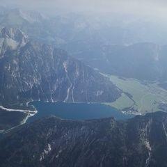 Verortung via Georeferenzierung der Kamera: Aufgenommen in der Nähe von Gemeinde Breitenwang, 6600, Österreich in 3000 Meter