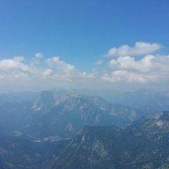 Flugwegposition um 10:15:52: Aufgenommen in der Nähe von Eisenerz, Österreich in 2238 Meter