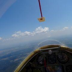 Flugwegposition um 10:12:07: Aufgenommen in der Nähe von Gemeinde Neuberg an der Mürz, 8692, Österreich in 2356 Meter