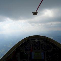 Flugwegposition um 13:02:06: Aufgenommen in der Nähe von Gemeinde Kukmirn, Kukmirn, Österreich in 1644 Meter