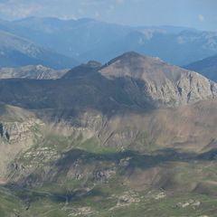 Flugwegposition um 15:34:16: Aufgenommen in der Nähe von Département Alpes-de-Haute-Provence, Frankreich in 3050 Meter