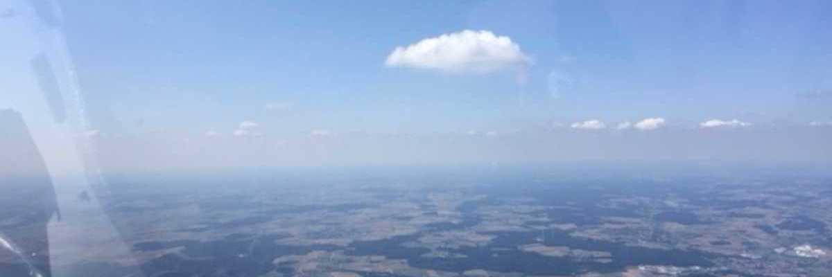 Verortung via Georeferenzierung der Kamera: Aufgenommen in der Nähe von Donau-Ries, Deutschland in 1800 Meter