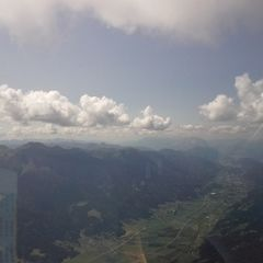 Flugwegposition um 11:29:19: Aufgenommen in der Nähe von Gaishorn am See, Österreich in 2377 Meter