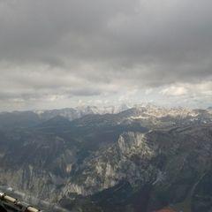Flugwegposition um 11:43:47: Aufgenommen in der Nähe von Gemeinde Liezen, Liezen, Österreich in 2394 Meter
