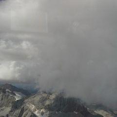 Flugwegposition um 12:15:21: Aufgenommen in der Nähe von Gemeinde Ramsau am Dachstein, 8972, Österreich in 2973 Meter