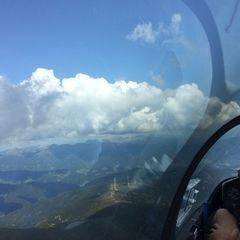 Verortung via Georeferenzierung der Kamera: Aufgenommen in der Nähe von Schönberg-Lachtal, 8831, Österreich in 2700 Meter