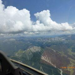 Verortung via Georeferenzierung der Kamera: Aufgenommen in der Nähe von Gemeinde Flachau, Österreich in 0 Meter