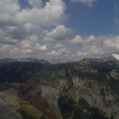 Flugwegposition um 10:03:15: Aufgenommen in der Nähe von Halltal, Österreich in 1777 Meter