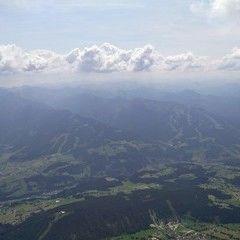 Flugwegposition um 12:11:06: Aufgenommen in der Nähe von Gemeinde Ramsau am Dachstein, 8972, Österreich in 2672 Meter