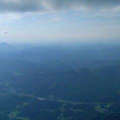 Verortung via Georeferenzierung der Kamera: Aufgenommen in der Nähe von Gemeinde Turnau, Österreich in 3100 Meter