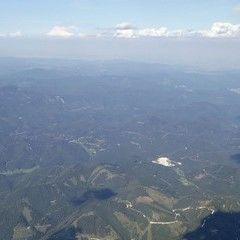 Verortung via Georeferenzierung der Kamera: Aufgenommen in der Nähe von Gemeinde Schwarzau im Gebirge, Österreich in 2800 Meter