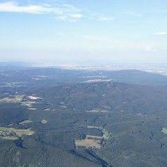 Verortung via Georeferenzierung der Kamera: Aufgenommen in der Nähe von Gemeinde Pottenstein, Österreich in 1900 Meter