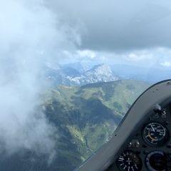 Verortung via Georeferenzierung der Kamera: Aufgenommen in der Nähe von Gemeinde Wald am Schoberpaß, 8781, Österreich in 2600 Meter