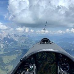 Verortung via Georeferenzierung der Kamera: Aufgenommen in der Nähe von Gemeinde Dienten am Hochkönig, Dienten am Hochkönig, Österreich in 2800 Meter