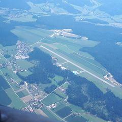 Flugwegposition um 12:54:52: Aufgenommen in der Nähe von Municipality of Slovenj Gradec, Slowenien in 1937 Meter