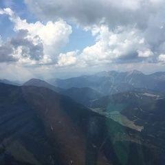 Verortung via Georeferenzierung der Kamera: Aufgenommen in der Nähe von Gemeinde St. Stefan im Gailtal, Österreich in 2100 Meter