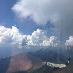 Verortung via Georeferenzierung der Kamera: Aufgenommen in der Nähe von Gemeinde Hermagor-Pressegger See, Österreich in 2500 Meter