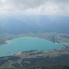 Flugwegposition um 14:16:36: Aufgenommen in der Nähe von Ganz, 8680 Ganz, Österreich in 2257 Meter