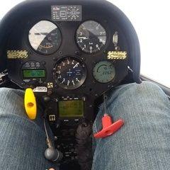 Flugwegposition um 13:53:59: Aufgenommen in der Nähe von Freyung-Grafenau, Deutschland in 2278 Meter