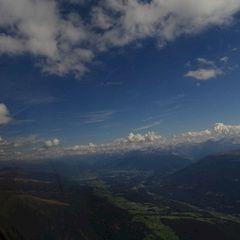 Flugwegposition um 12:14:53: Aufgenommen in der Nähe von Mittersill, Österreich in 2787 Meter
