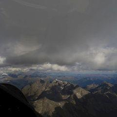 Flugwegposition um 12:57:13: Aufgenommen in der Nähe von 39030 Terenten, Bozen, Italien in 3359 Meter