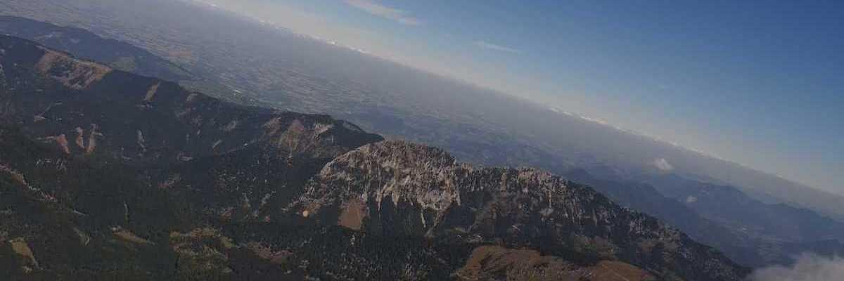 Flugwegposition um 09:12:07: Aufgenommen in der Nähe von Gemeinde Micheldorf in Oberösterreich, Österreich in 474 Meter