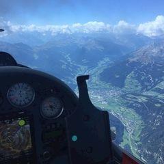 Verortung via Georeferenzierung der Kamera: Aufgenommen in der Nähe von 39049 Pfitsch, Bozen, Italien in 3500 Meter