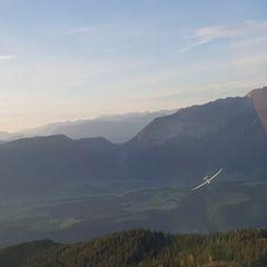 Flugwegposition um 16:51:01: Aufgenommen in der Nähe von Öblarn, 8960 Öblarn, Österreich in 1786 Meter