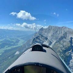 Verortung via Georeferenzierung der Kamera: Aufgenommen in der Nähe von Öblarn, 8960 Öblarn, Österreich in 2300 Meter