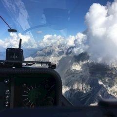 Verortung via Georeferenzierung der Kamera: Aufgenommen in der Nähe von 33018 Tarvis, Udine, Italien in 3000 Meter