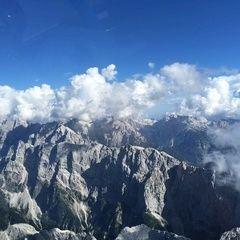 Verortung via Georeferenzierung der Kamera: Aufgenommen in der Nähe von 33018 Tarvis, Udine, Italien in 2800 Meter