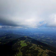 Flugwegposition um 11:40:00: Aufgenommen in der Nähe von Gemeinde Arzberg, 8162, Österreich in 1690 Meter