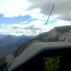 Flugwegposition um 09:40:46: Aufgenommen in der Nähe von Črna na Koroškem, 2393 Črna na Koroškem, Slowenien in 1930 Meter