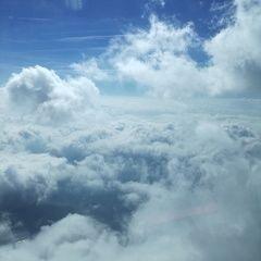 Flugwegposition um 12:05:59: Aufgenommen in der Nähe von Municipality of Tržič, Slowenien in 2520 Meter