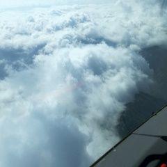 Flugwegposition um 12:06:23: Aufgenommen in der Nähe von Municipality of Tržič, Slowenien in 2518 Meter