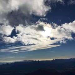 Flugwegposition um 14:03:57: Aufgenommen in der Nähe von Municipality of Tržič, Slowenien in 2668 Meter