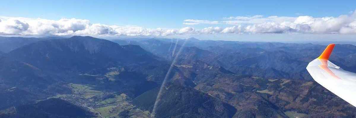 Verortung via Georeferenzierung der Kamera: Aufgenommen in der Nähe von Gemeinde Grünbach am Schneeberg, 2733, Österreich in 2200 Meter