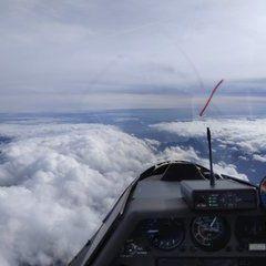 Verortung via Georeferenzierung der Kamera: Aufgenommen in der Nähe von Gaishorn am See, Österreich in 5000 Meter