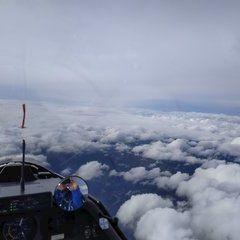 Verortung via Georeferenzierung der Kamera: Aufgenommen in der Nähe von Gemeinde Kalwang, 8775, Österreich in 4300 Meter