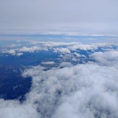 Flugwegposition um 09:55:49: Aufgenommen in der Nähe von Gemeinde Bad Aussee, 8990 Bad Aussee, Österreich in 5874 Meter