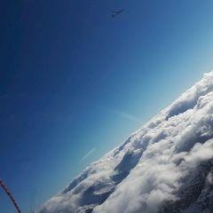 Flugwegposition um 12:18:46: Aufgenommen in der Nähe von Gemeinde Volders, Österreich in 3752 Meter