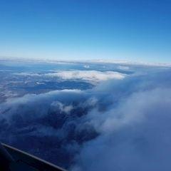 Verortung via Georeferenzierung der Kamera: Aufgenommen in der Nähe von Gemeinde Breitenstein, Österreich in 3400 Meter
