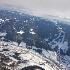 Flugwegposition um 13:32:29: Aufgenommen in der Nähe von Gemeinde Spital am Semmering, Österreich in 2176 Meter