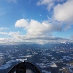 Verortung via Georeferenzierung der Kamera: Aufgenommen in der Nähe von Gemeinde Edlitz, Edlitz, Österreich in 1700 Meter