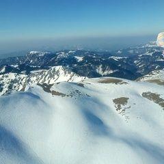 Flugwegposition um 14:52:06: Aufgenommen in der Nähe von Veitsch, St. Barbara im Mürztal, Österreich in 2088 Meter