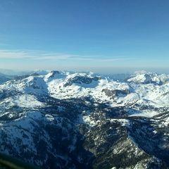 Flugwegposition um 15:22:12: Aufgenommen in der Nähe von Tragöß, 8612, Österreich in 2212 Meter