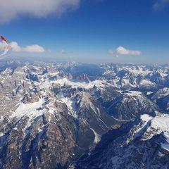 Verortung via Georeferenzierung der Kamera: Aufgenommen in der Nähe von 39030 Prags, Bozen, Italien in 4300 Meter